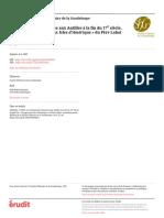 La Colonisation française aux Antilles à la fin du 17e siècle, d'après les « Voyages aux Isles d'Amérique » du Père Labat 2.pdf