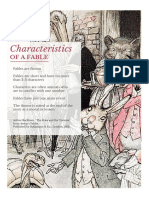 Characteristics-of-a-Fable