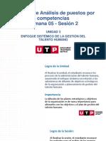 S05.s2 - Métodos de Análisis de puestos por competencias