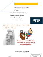 AUDITORIA TRIBUTARIA I 2020-
