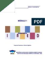 Módulo 1 de Matemática da 11ª e 12ª classe em PDF.pdf