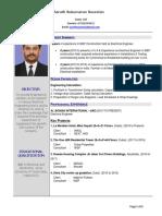 Sarath Suseelan-CV 31102020