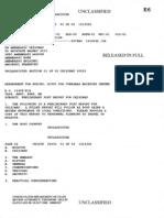 Preliminary Post Report for Chisinau (April 13, 1992)