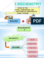 scope and importance of biochemistry ppt