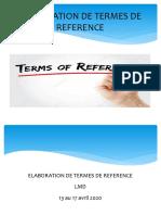 Cours TDR - Chaire UNESCO - LMD - 13 au 17 avril 2020.pdf