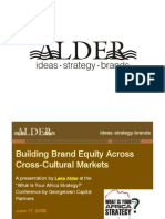What is Your Africa Strategy - Leke Alder