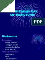 antihistamin dan antiserotonin