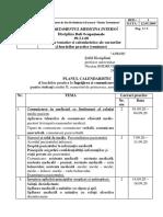 Tematica anului II__leclii pract_toamna 2020