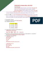 MAT100-A2-Summer2020-SOLUTION
