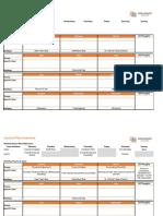 Copie de Content Calendar and Plan Template