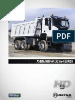 Astra HD9 6452 6x4 EURO5