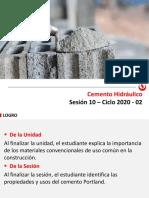 MC Sesión 09 2020-02 Cemento Hidráulico.pdf