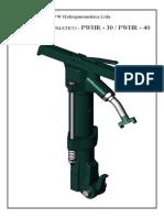 PWHR-Rompedor 40 Kg
