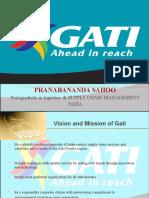2672625 Gati Logistics Corporation