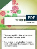 apresentação Psicologia Social