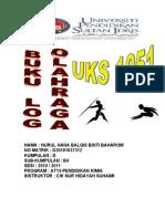 Buku Log Olahraga (2)
