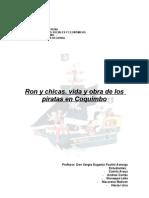 Ron y Chicas, Tierra de Piratas(1)