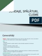 SONDAJE, SPĂLĂTURI, CLISME.pptx