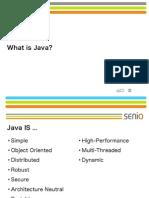 Server Side Java Technologies