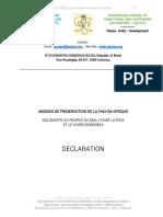 03_ML_Déclaration et engagement du CPATC pour la Paix Afrique de l'Ouest