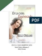 Dreams Kelly - Entre Sabanas 01 - En La Cama Equivocada.pdf
