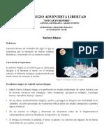 Literatura Realismo Mágico Actividad en Clase 9° (1).docx