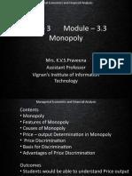 Unit – 3       Module – 3.2-Mefa