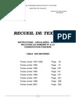 RECUEIL_90-2001_texts_instructions_circulaires_DGDN_Francais.pdf