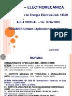 RESUMEN DEE_Unidad I-Normas y Reglamentos.pdf