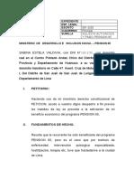 PENSION 65 SABINA ESTELA