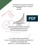 Teoria de errores Hsap+
