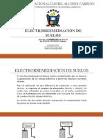 Electrorremediación