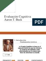 Evalucación Cognitiva