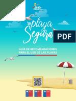 Protocolo Playas