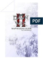 DOW II Map Making Guide