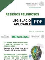 Legislación Residuos Peligrosos (PROFEPA)