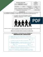 Guía Académica 9° No. 3 - IV Periodo