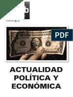 Encuesta del Centro de Opinión Pública (COPUB) de la Universidad de Belgrano.