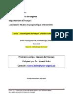 Fr-L1-Méthodologie-séance1