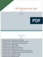 Curs MT 10-Mijloace de transport pe apa (Descrierea navelor)