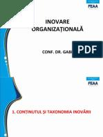 Inovare organizationala 1