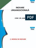 Inovare organizationala 2