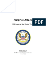 Surprise Attack ICBMs and the Real Nuclear Threat