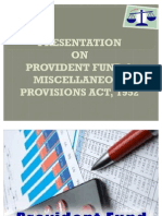 pf fund ppt new
