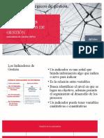 Indicadores estratégicos de gestión, diapositiva 1