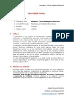 TALLER  DE INTELIGENCIA EMOCIONAL (1)
