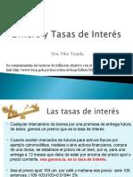 parte A Dinero y tasas de interés