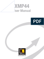 XMP44_UserManual