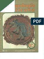 Tejera Gaona, Héctor 1985. Antropologia Funcionalista y Colonialismo