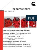 4 - Refrigeracion - ISB6.7 CM2350 B101.pptx